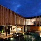 Kooyong Residence Contemporary Exterior Melbourne