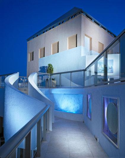 Contemporary Exterior by Causa Design Group