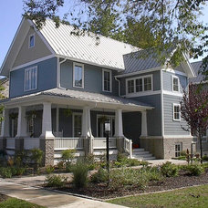 Traditional Exterior by Roger S. Guernsey, Architect