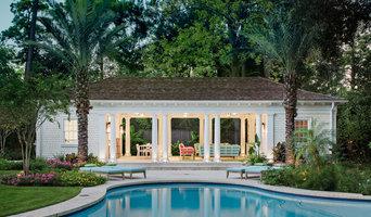 Kuhlman Pool House - Night