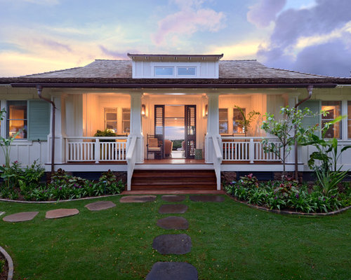 Hawaii Plantation House Exterior Ideas Pictures Remodel