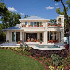 Tropical Exterior by Phil Kean Design Group