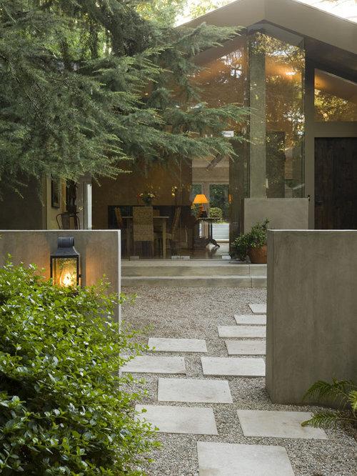 Foto e idee per facciate di case facciata di una casa for Piani casa artigiano canada