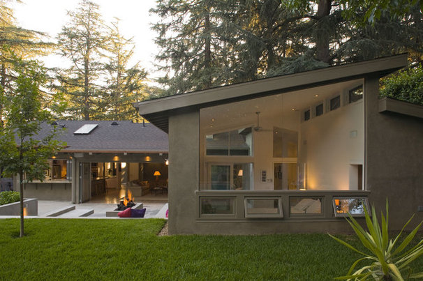Contemporary Exterior by Think. Design Office