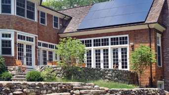 LA Solar Group Home Installations