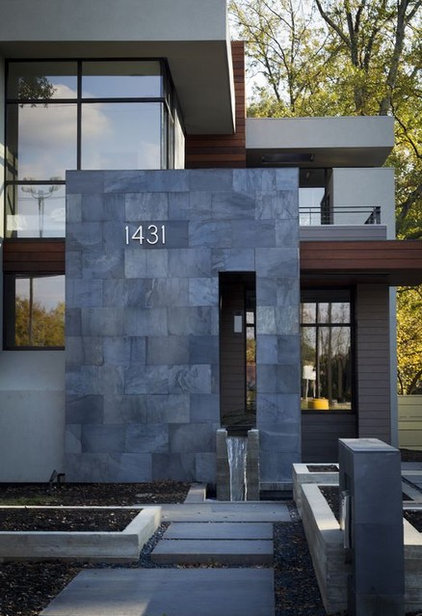 Modern Exterior by West Architecture Studio