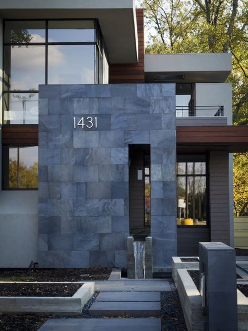 Best Exterior Stone Tile Design Ideas Amp Remodel Pictures