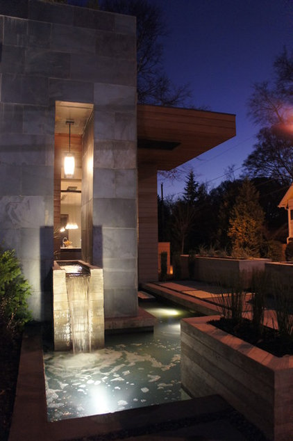 Modern Exterior by West Architecture Studio