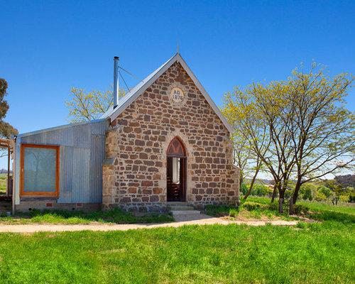 Church exterior exterior design ideas remodels photos for Church exterior design