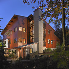 Modern Exterior by DxDempsey Architecture