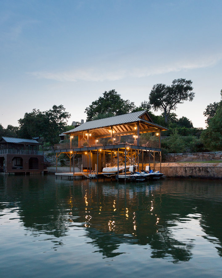 Lake Austin Boat Dock