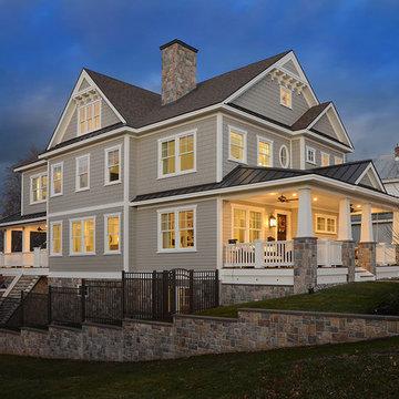 Lake Ave. Residence- Saratoga Springs