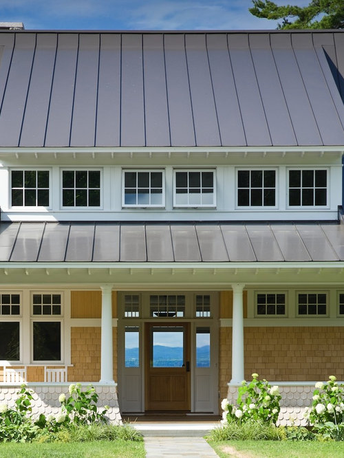 Shed dormer windows design ideas remodel pictures houzz - Dormer window house plans extra personality ...