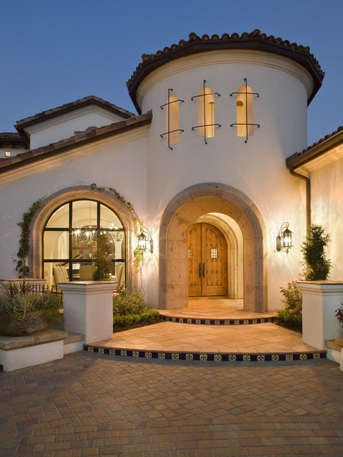 mediterranean exterior design ideas renovations photos ForMediterranean Exterior Design