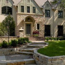 Exterior by Lake Country Builders