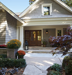 traditional exterior by Lake Country Builders