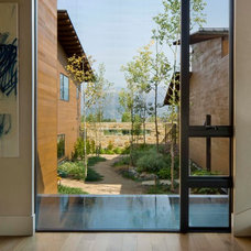 Contemporary Exterior by Krueger Architecture & Design