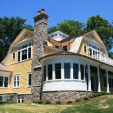 Traditional Exterior by MCCORMACK & ETTEN ARCHITECTS LLP