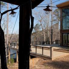Exterior by Studio C Architecture & Interiors