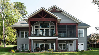 Lake House Custom Home