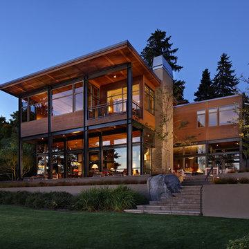 Lake House Two - Exterior