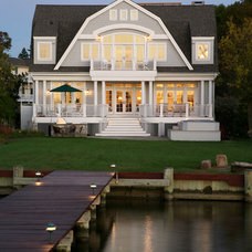 Traditional Exterior by Hammond Wilson