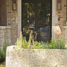 Transitional Exterior by Linda McDougald Design   Postcard from Paris Home