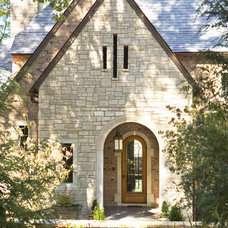 Transitional Exterior by Linda McDougald Design | Postcard from Paris Home