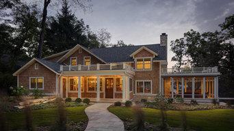 Lake-side Cottage