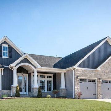 Lake St. Louis, MO New Custom Home
