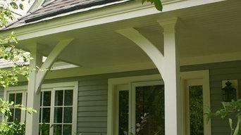Lake Sunapee Hill House Paint Restoration