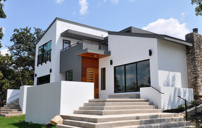 Houzz Tour: Modern Renewal for a Tired Texas Ranch