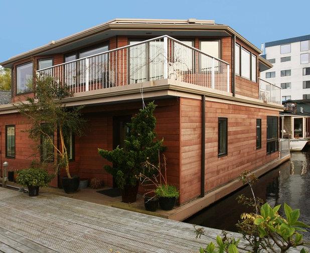Construire une maison flottante entre maison et bateau for Acheter maison au vietnam