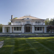 Traditional Exterior by Doyle Coffin Architecture LLC