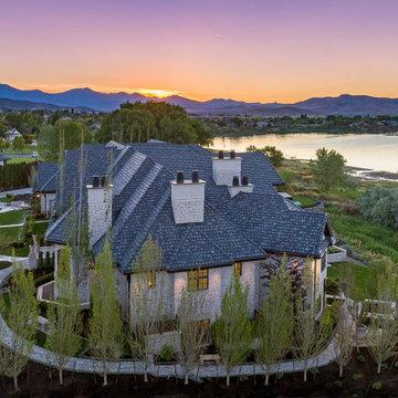 Lake View - McEwan Custom Homes
