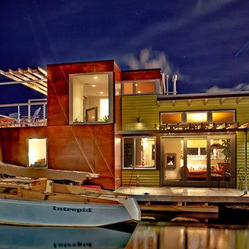 Lake Washington Floating Home 2
