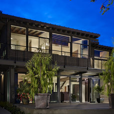 Modern Exterior by BAAN design