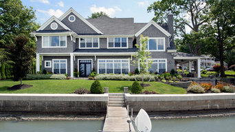 Lakefront Cape Cod House