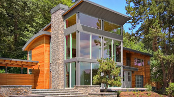 Lakefront NW Contemporary