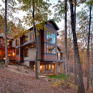 Lakefront Residence II - The Cliffs at Keowee Falls South