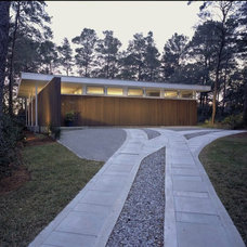 Modern Exterior by Anthony J. Vallee, Architect