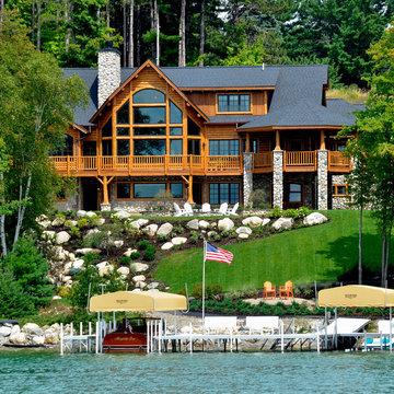 Lakeside Hideaway