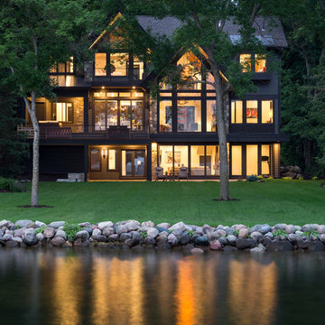 Lakeside Mountain Modern