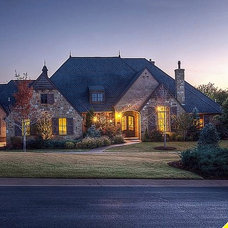Traditional Exterior by Real Estate Broker