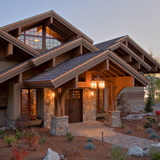 Traditional Exterior by Jon R. Sayler, Architect AIA PS