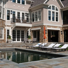 traditional exterior by CORE Landscape Group