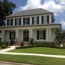 Traditional Exterior by Titan Construction LLC