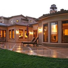 Exterior by Landmark Builders