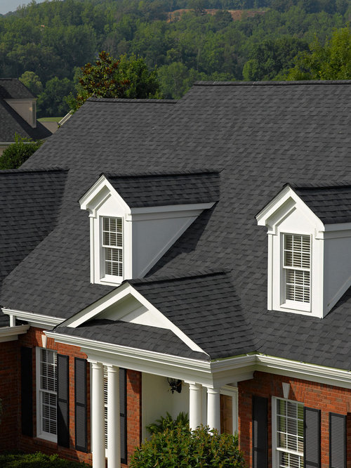 Certainteed Moire Black Houzz
