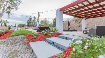Landscape and Pool Projects